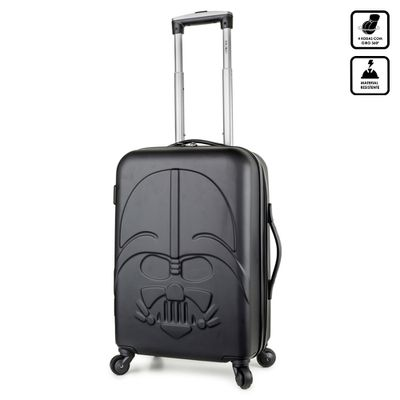 MALA-STAR-WARS-DARTH-VADER-GDE--PRETO-G4581