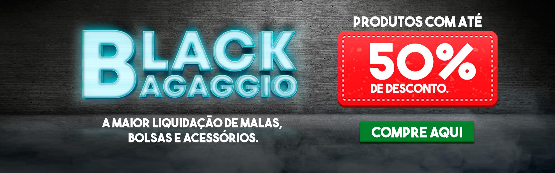 Banner Black Bagaggio