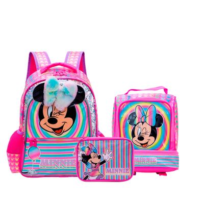 Kit-Mochila-Minnie-20P-