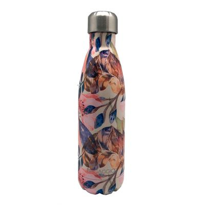GARRAFA-TERM-500ML-SPRING-FLOWERS--FLORES-U-----------------2401