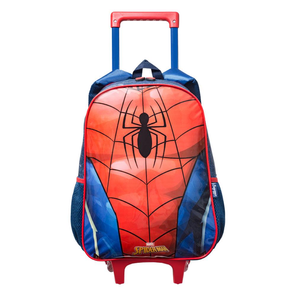 MOCHILETE-SPIDER-MAN-20K--AZUL-U----------------------------0301