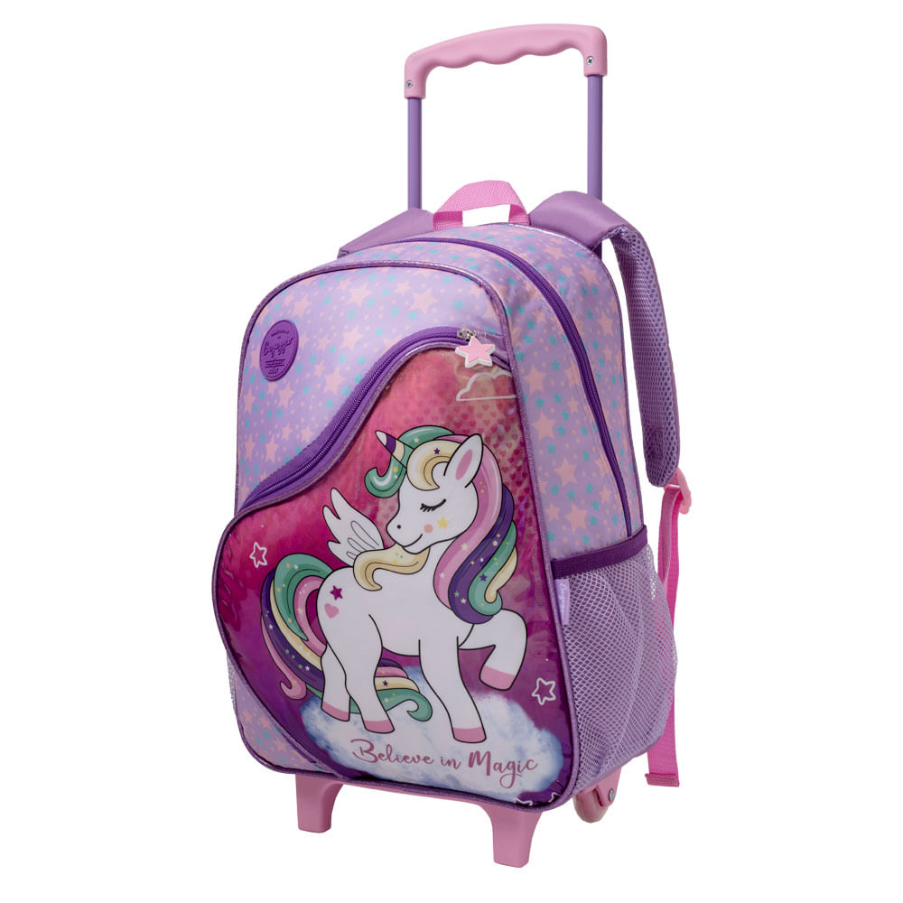 MOCHILETE-UNICORNIO-MAGIC-20K--LILAS-U----------------------3082