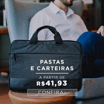 PASTAS E CARTEIRAS